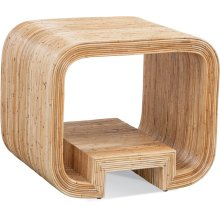 Kubu End Table