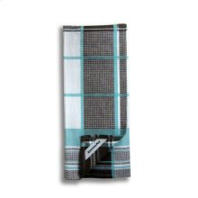 KitchenAid® Kitchen Towel, Woven - Aqua Sky