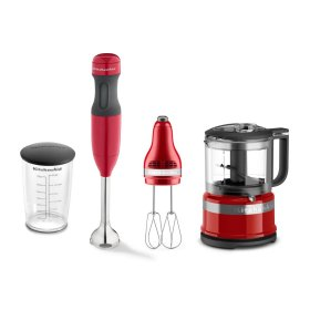 Exclusive Blend, Mix and Chop Set - Empire Red