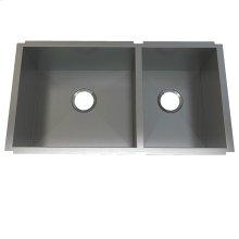 Atelier stainless steel 1 1/2 bowl - undermount