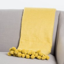 Marigold Throw