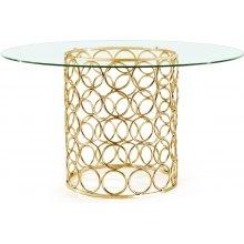 "Opal Dining Table - 54"" W x 54"" D x 30"" H"