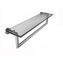 Glass Shelf 24""