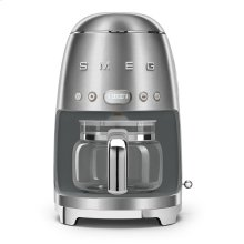 Drip Coffee Machine, Stainless Steel