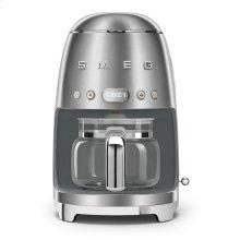 Drip Coffee Machine, Stainless Steel