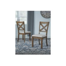 Dining UPH Side Chair (2/CN)
