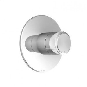 Shower Trim Kit for Pressure Balance Valve - Chrome Product Image