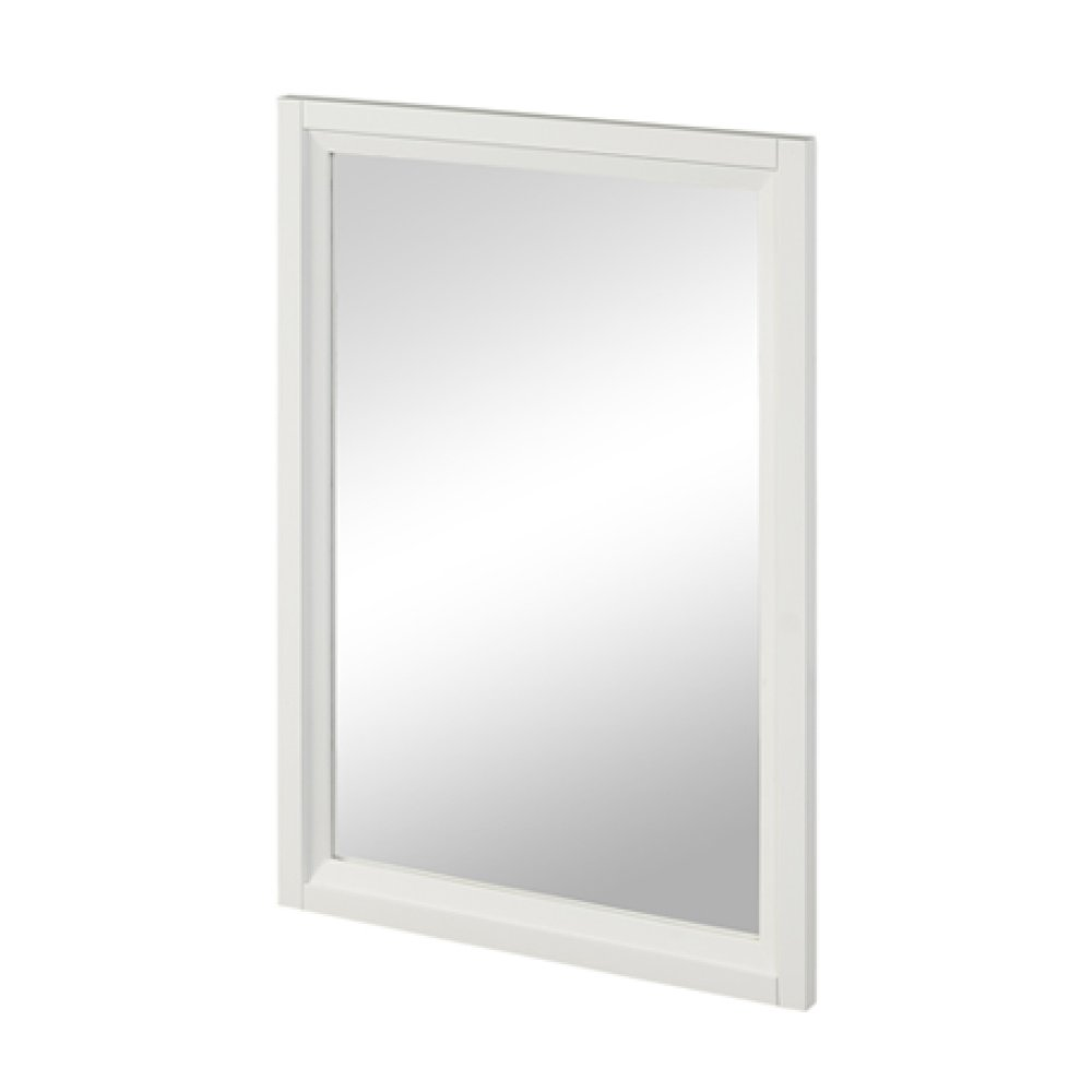"Studio One 24"" Mirror - Glossy White"