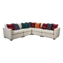Craftmaster Living Room Stationary Sectionals