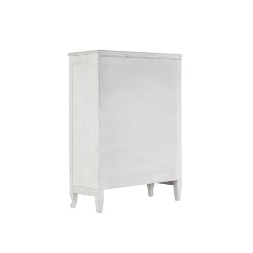 Emerald Home B312-05 Bordeaux Dresser, Antique White