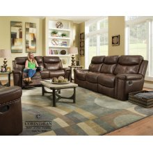 Softie Driftwood Loveseat 90301-40