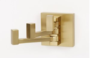 Contemporary II Robe Hook A8485 - Polished Nickel Product Image