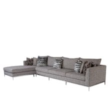 Loxely (stainless Steel) Sectional