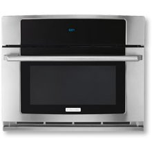 27'' Built-In Convection Microwave Oven with Drop-Down Door