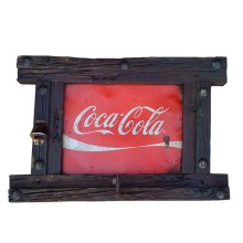 Coke Mirror Small