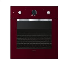 """Burgundy 27"""" Single Electric Premiere Oven - DESO (27"""" Single Electric Premiere Oven)"""