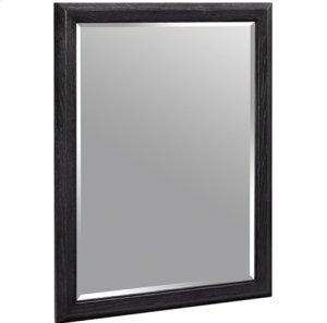 "Charlottesville 28"" Mirror - Vintage Black Product Image"
