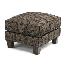 Perth Fabric Ottoman