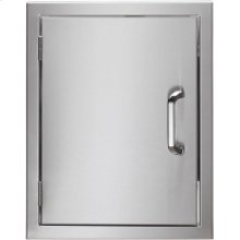17-In. Stainless Steel Access Door