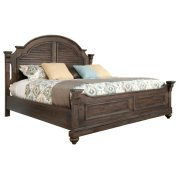 Homestead Louvered King Bed Product Image