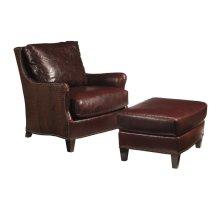 Riviera Ottoman (Leather)