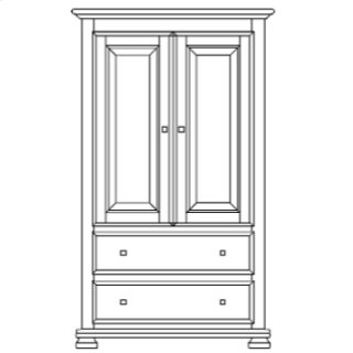 Havenridge Armoire