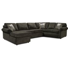 2 PIECE SECTIONAL *CHAISE OPTION SHOWN NOT INCLUDED*