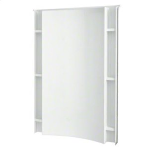 """Accord® Series 7226, 48""""x77"""" Backwall - White Product Image"""