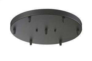 212-OB - 6 LIGHT PAN ACCESORY Product Image