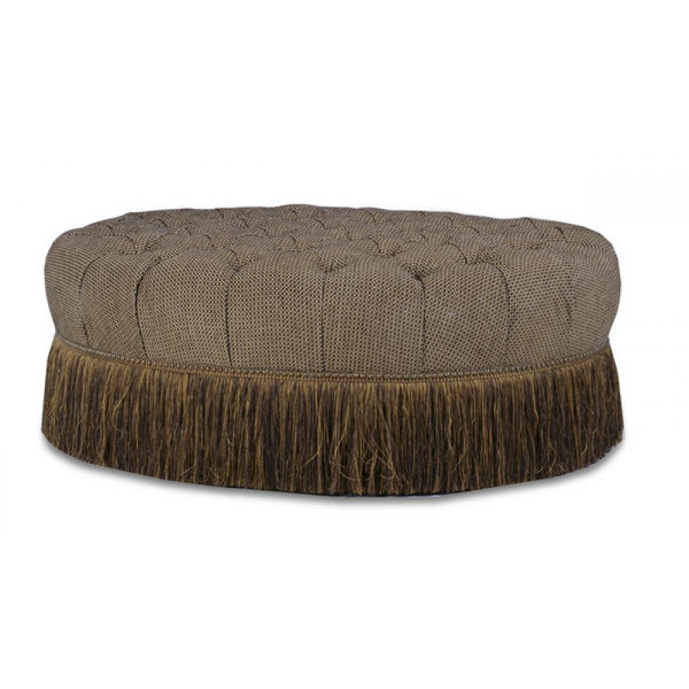 Giovanna Sable Cocktail Ottoman
