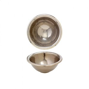 Mini Cirque Sink - SK220 Silicon Bronze Brushed Product Image