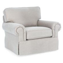 Roll Arm Panel Chair