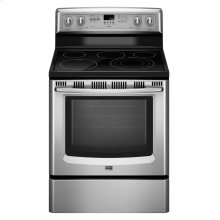 Electric Range with EvenAir Convection
