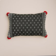 Feliz Pillow - Black