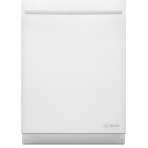 TriFecta™ Dishwasher, Floating Glass White