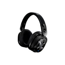 Premium Noise Cancelling Over-Ear Headphones with Travel Case RP-HC800-K - Black