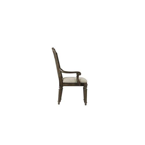 Vintage Salvage Mills Dining Arm Chair