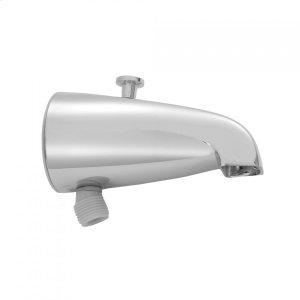Polished Chrome - Brass Diverter Tub Spout with Handshower Outlet Product Image