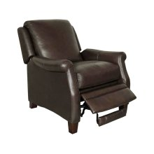 Push Back Recliner in Sheldon-Tobacco