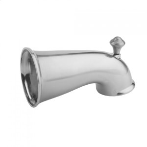 Satin Nickel - Victorian Diverter Tub Spout Product Image