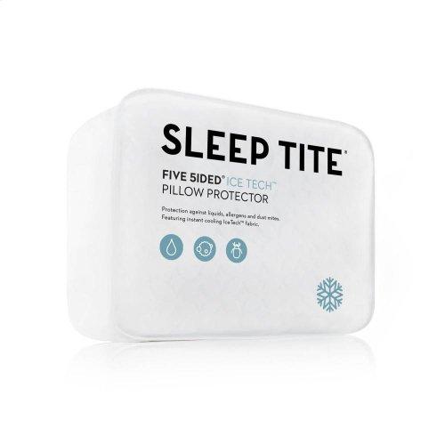 Ice Tech Pillow Protector - Queen