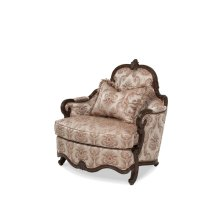 Platine de Royale Chair and Half Grp1 Opt2 Lt Espresso