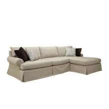 Bishop Chaise Sectional