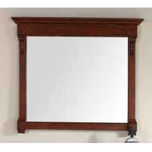 "Brookfield 47.25"" Mirror, Warm Cherry"