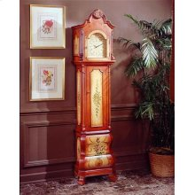 Floral Grand Father Clock