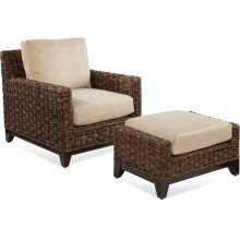 Tribeca Chair and Ottoman