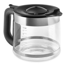 Glass Carafe with Lid (Fits model KCM1208 and KCM1209) - Other
