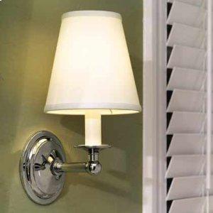 London Terrace Single Light - Oil Rubbed Bronze Product Image