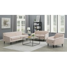 Betty Blush Sofa, Love, Chair, U7450