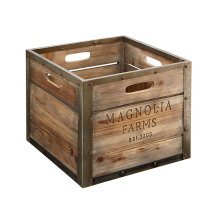 Magnolia Farms Produce Crate
